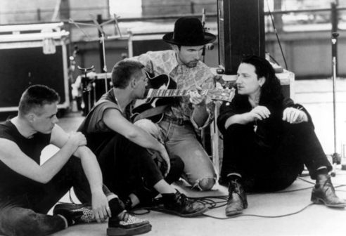 U2 - from Rattle and Hum