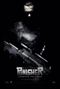 Punisher: War Zone opens in theaters nationwide December 5th