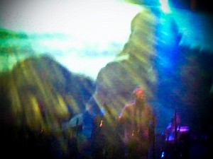 Doves live at the Wiltern, Los Angeles, May 2009