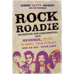 Rock Roadie book cover