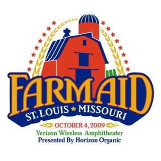 Official Farm Aid Logo