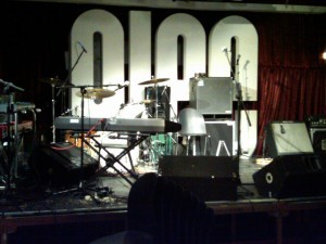 Villagers' stage set at Glee Club June 1, 2010