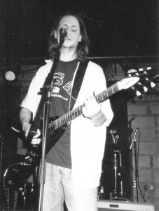 Red House Painters' frontman Mark Kozelek, circa the mid-90's
