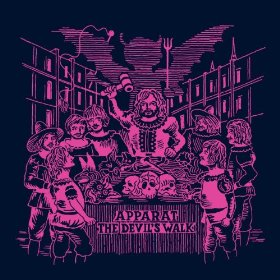 Apparat - The Devil's Walk - album cover