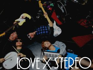 LOVE X STEREO official photo