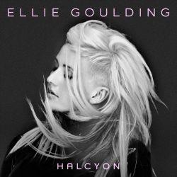 ellie goulding - halcyon cover
