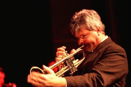 Bill Warfield band photo
