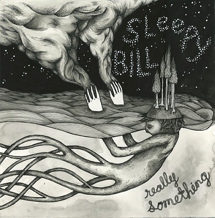 Sleepy Bill - Really Something album cover art
