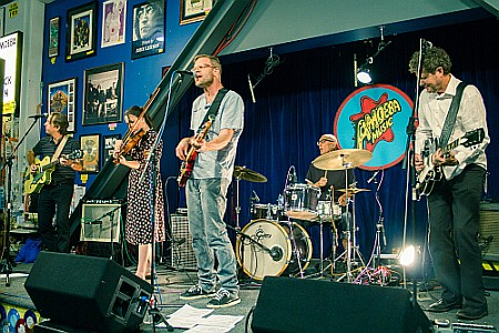 Spain at Amoeba Records - 11-06-2014 - Copyright MusicZeitgeist.com